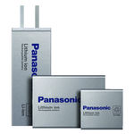 Li-Ion-Batterie / flach / wiederaufladbar  Panasonic Electric Works Corporation of America
