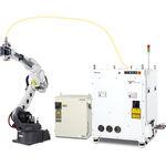 Punktschweißroboter / Lichtbogenschweiß / Laserschweiß / kompakt