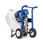 Pumpe für die Brandbekämpfung / für Farbe / elektrisch / mit Standard Startfunktion