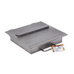 Magnetplattenabscheider / Trockenmaterialien / für Flüssigkeiten / Permanentmagnet