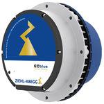 AC-Motor / mit elektronischer Stromwandlung / 480V / kompakt ECblue ZIEHL-ABEGG