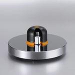 gewindelose Endkappe / zylindrisch / Thermoplast / Schutz