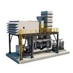 Gas-Turbine / Zweiwellen / für Stromerzeugung / für mechanische Antriebsanwendungen