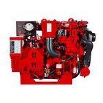 einphasiges Stromaggregat / Diesel / stationär / 60 Hz
