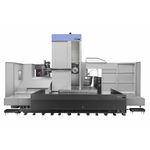 CNC-Bohrwerk / horizontal / 4-Achsen / Hochpräzision