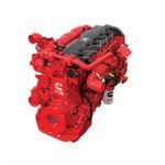 Diesel-Verbrennungsmotor / 6-Zylinder / Turbolader / für LKW