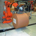 Knickarmroboter / 6 Achsen / für Materialhandling / kompakt  ABB Robotics