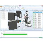 Software / CAD CAM / zur Bearbeitung / für Roboteranwendungen / Offline