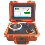 Flüssigkeitsanalysator / Feststoff / Konzentration / tragbar