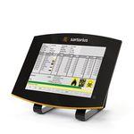 Touchscreen-Terminal / Tischmodell / kompakt / Anzeige