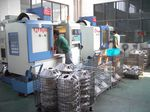 Stahl Druckguss / rostfreier Stahl / Aluminium / Bronze