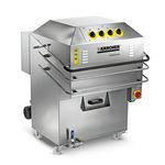 automatische Reinigungsanlage / Toplader / Drehkorb