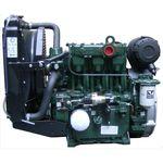 Diesel-Verbrennungsmotor / 3-Zylinder / Direkteinspritzung / für Elektrizitätsproduktion LPWX3 series LISTER PETTER