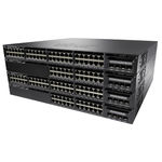 Ethernet-Switch / managed / 48 Ports / mit Drahtlos-Verbindung / Power over Ethernet