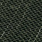 Kohlefaser-Faser / aus Polyester / Tuch