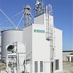 Trockner zum Schleudern / Heißluft / für die Lebensmittelindustrie / kontinuierlich Eco Dry Bühler