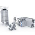 flüssig/flüssig-Wärmetauscher / Flüssigkeit/Gas / steril / für die Lebensmittelindustrie