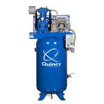 Luftkompressor / stationär / Kolben / geschmiert QP series Quincy Compressor