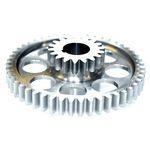 Zylinderförmiges Getriebe / konisch / gerade verzahnt  MIJNO
