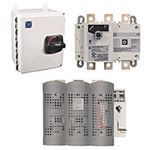 Dreh-Lasttrennschalter / 3-polig / 4-polige / Sicherung