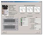 Bediensoftware / Steuerung / Motor / Echtzeit