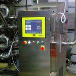 Röntgen-Inspektionsmaschine / für Nahrungsmittelanwendung / für Mehrschichtschlauch / in Reihe
