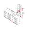5-Achsen-Bearbeitungszentrum / vertikal / steif / modular