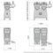 Tablettenzählmaschine / Gehäuse / für die Pharmaindustrie / automatisch