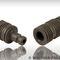 Schnellkupplung / gerade / hydraulisch / pneumatisch
