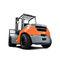 Gabelstapler mit Gegengewicht / LPG / Diesel / SitzTOYOTA Material Handling