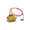 Signalübertragungs-Schleifring / für Radarantennen / kompakt