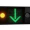 Display zur Spurenkontrolle / Punktmatrix / elektronisch