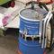 Abfüllanlage für Industrieanwendungen / für Flüssigkeiten / Fass / automatisch
