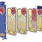 Plattenverdampfer / Prozess / für Flüssigkeitskonzentration / für Milchprodukte