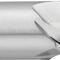 Vollmetall-Fräser / für Aluminium / mit Zylinderschaft