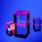 Optisch-Strahlteiler / kubisch / Polarisation / für Laser
