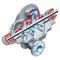 Wasserpumpe / Öl / für Gas / hydraulisch gesteuertUZDLFLOWSERVE