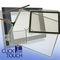 Bildschirm mit resisitivem Touchscreen / TFT / einbaufähig / 8 Draht- Übertragung