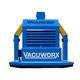 Vakuum-Hebegerät / für Betonplatten / für Marmor / hydraulisch / horizontal