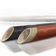 Geflecht-Isolierhülle / Schutz / Glasfaser / silikonbeschichtet