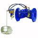 Schwimmer Ventil / hydraulisch gesteuert / für Füllstandskontrolle / für Wasser