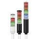 LED-Lichtsäule / Blinkfeuer / IP65 / modular