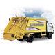 mobile Müllpresse