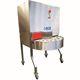 Lebensmittelschneidmaschine / Rundmesser / CNC / für die Lebensmittelindustrie