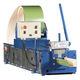 Profiliermaschine für Aluminium-Dachrinnen / für Gebäudetechnik / robust