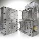 Mehrfachkavitäten-Spritzgussform / Zweikomponenten / Einfachabdruck / technische Teile