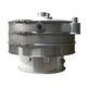 Vibrationsabscheider / für Flüssigkeiten / Granulat / Pulver