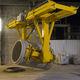 Vakuum-Hebegerät / Schwerlast / für flache Werkstücke / für das Bauwesen / für Rohrleitungen