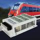 DC/DC-Wandler / zur Anwendung im Eisenbahnbereich / auf Rahmen / robust