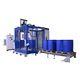 Abfüllanlage für Fässer / Fässer auf Paletten / automatisch / vertikal